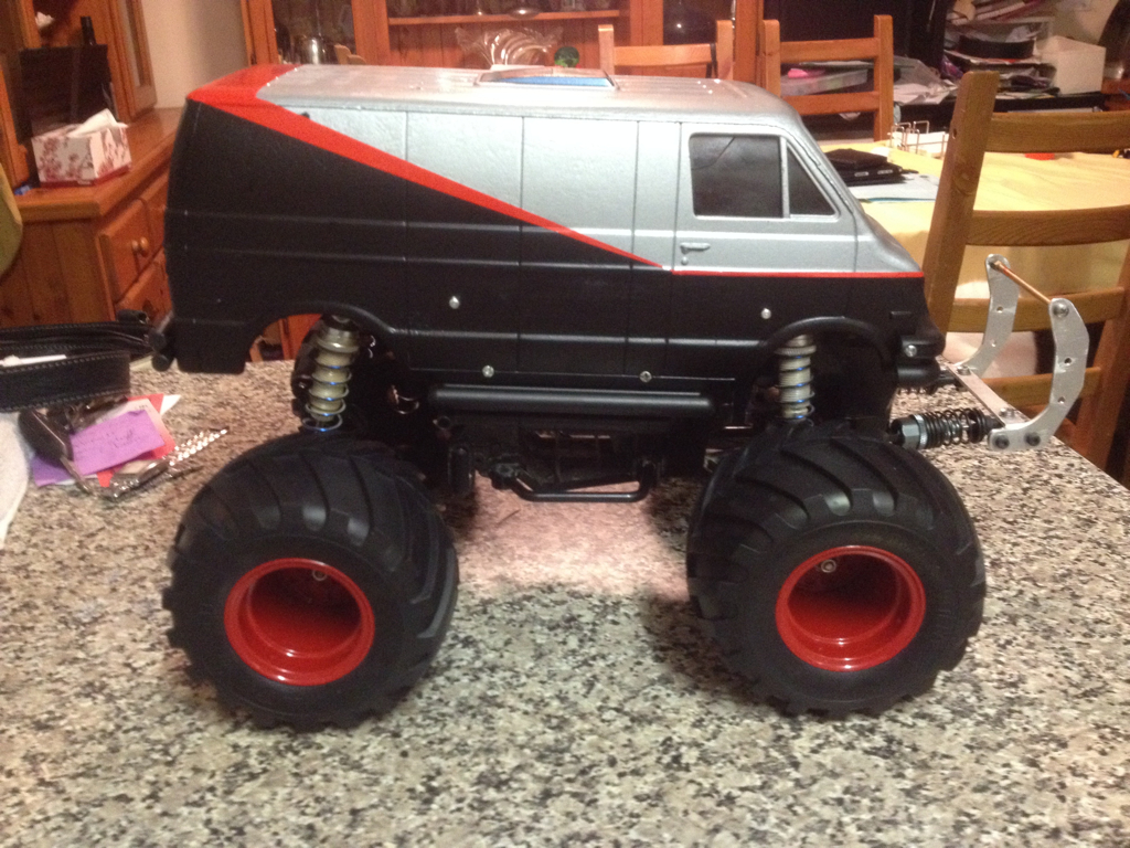A link to my RC projects