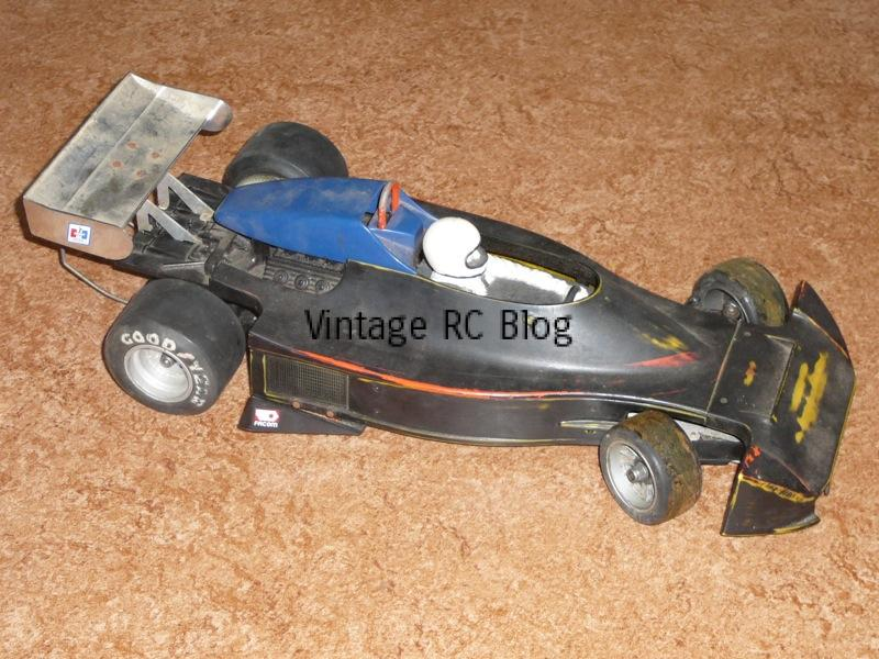 Tamiya 50014 Martini Mk22 Renault F2 before restoration