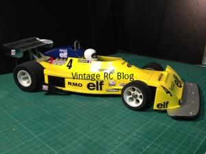 Tamiya 50014 Martini Mk22 Renault F2 with decals